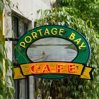 Portage Bay Cafe's Roosevelt location in Seattle, WA.