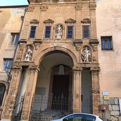 Chiesa di Santa Maria della Catena.