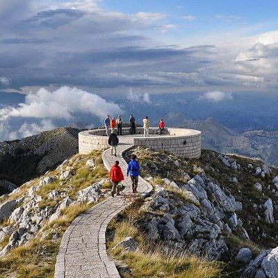 Lovcen Mt, Montenegro