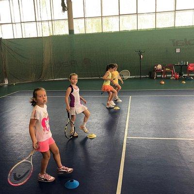 Как же здорово совмещать здоровье и спорт! Настроение - теннис 🎾