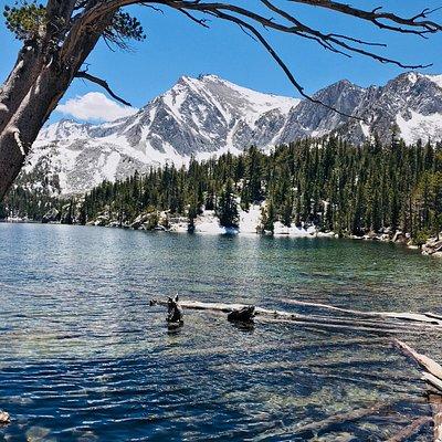 Valentine lake