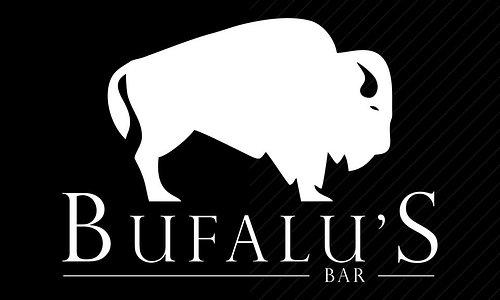 Bufalu's Bar Logo