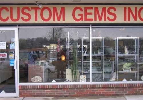 Custom Gems - entrance