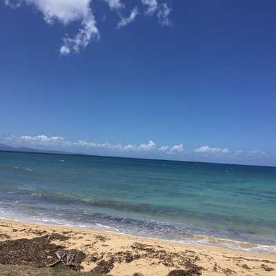 El Gallito Beach is on the way to the airport after the Vieques Ice Plant! Enjoy snorkeling and
