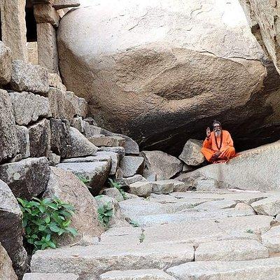 Kampa Bhupa's Path