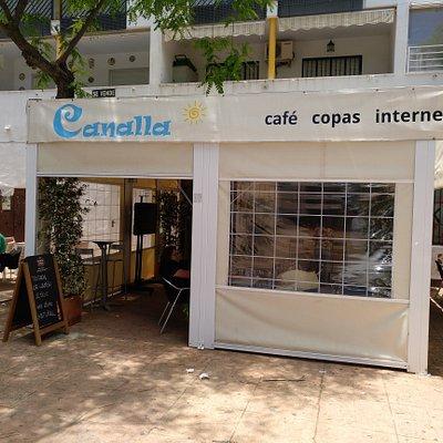 Cafetería Canalla
