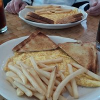 Very good omelett