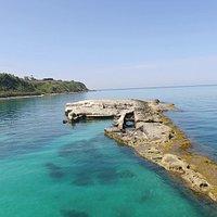 il Murenario luogo ideale x lo snorkeling