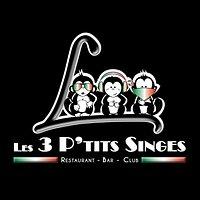Les 3 P'tits Singes