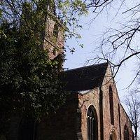 St John's Church Halesowen spring is coming!