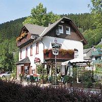 """Unser Restaurant-Café """"Zum Kanapee"""""""