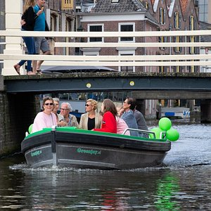 Sail along the historic canals of Alkmaar