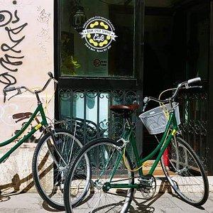 Rude Cycle Service Cafè