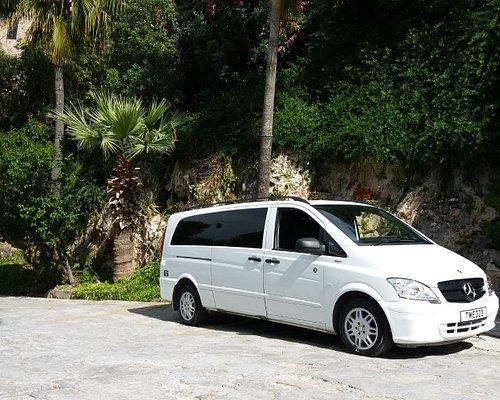 Our 8 Seater Mercedes Benz Vito