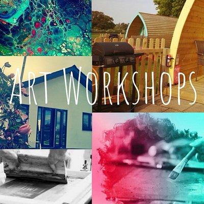 Art Workshops in Whitchurch Shropshire