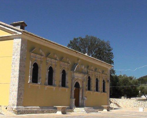 Церковь Богородицы Кериотиссы в Кери...