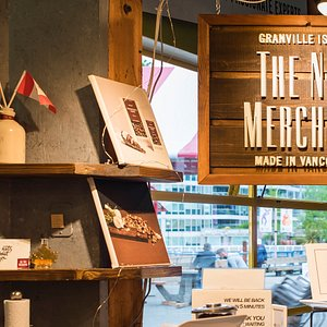 The Nut Merchant - Gourmet snacks made in Vancouver