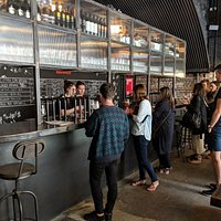 Amazing space, fresh beer, and great food at St John at Hackney Brewery
