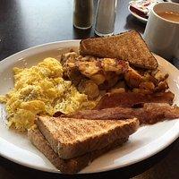 I love a full breakfast