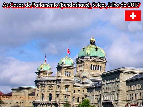 Federal Building (Bundeshaus), Berna, Suíça