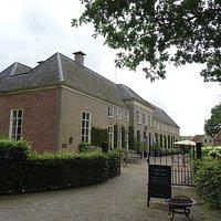 Havezate Oldruitenborgh in gebruik als hotel,cafe,restaurant
