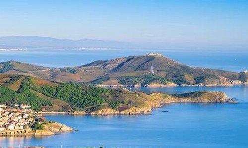Banyuls, village atypique et riche en histoire de la côte Vermeille à découvrir grâce à Croisier