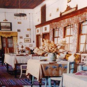 Archontiko Misiou: Salle de réception de l' Hôtel particulier