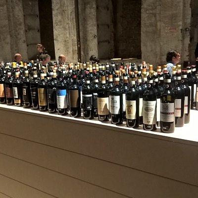 Collezione vini