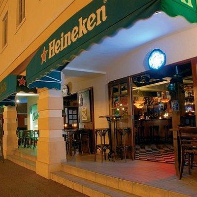 We're located Downtown Oranjestad