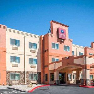 Comfort Suites hotel in Albuquerque, NM