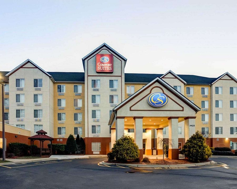Comfort Suites Airport 80 1 0 6 Updated 2020 Prices Hotel Reviews Charlotte Nc Tripadvisor