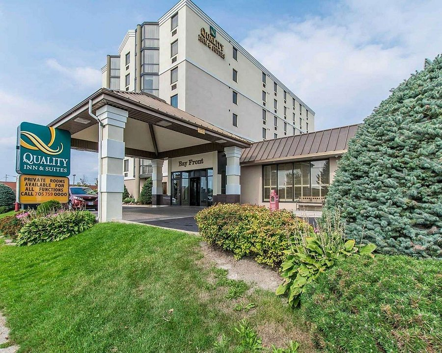 Quality Inn Suites Bay Front 72 9 0 Updated 2020 Prices Hotel Reviews Sault Ste Marie Ontario Tripadvisor