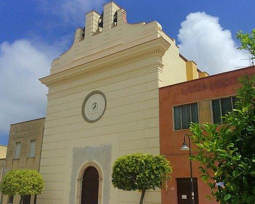 Prospetto Chiesa M.SS.Purità Sanmarco VALDERICE