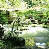 相阿弥作の園池
