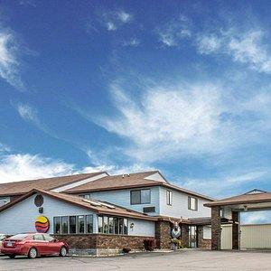 Comfort Inn hotel in Manistique, MI