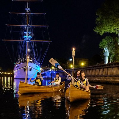 Night Watch canoeing tour