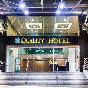 Quality Hotel Pampulha hotel in Belo Horizonte, Brazil