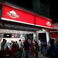 Top n town icecream new market  Bhopal
