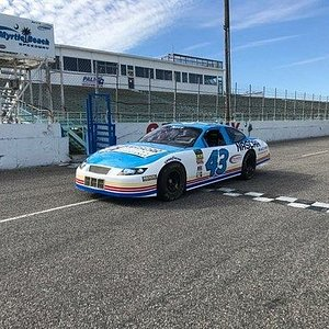 Drive or Ride in Richard Petty's #43 Cup Car! Myrtle Beach Speedway offers Rides starting at $50