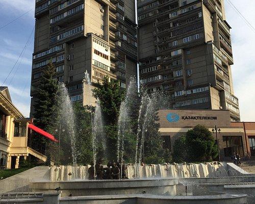 Kaz Telekom at Arbat