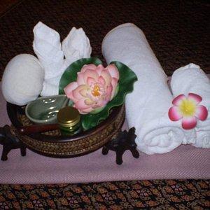 Kanokrat Thai-Massage