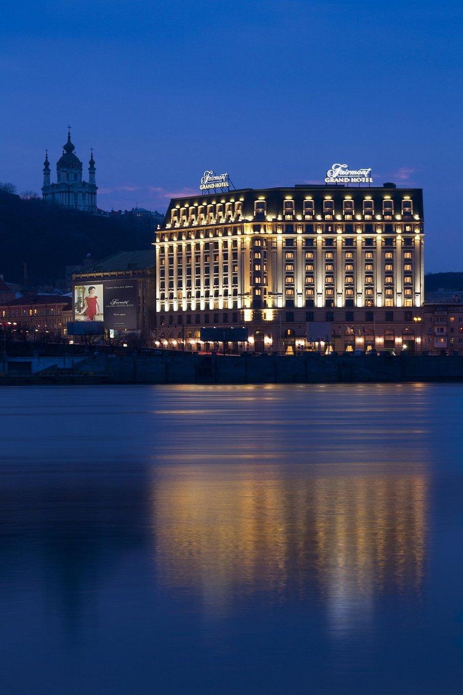Fairmont Grand Hotel Kyiv Prices Reviews Kyiv Kiev Ukraine Tripadvisor