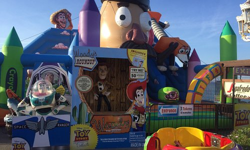 Santa-Fe Fun Park