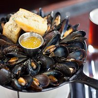 Mussels Timpano