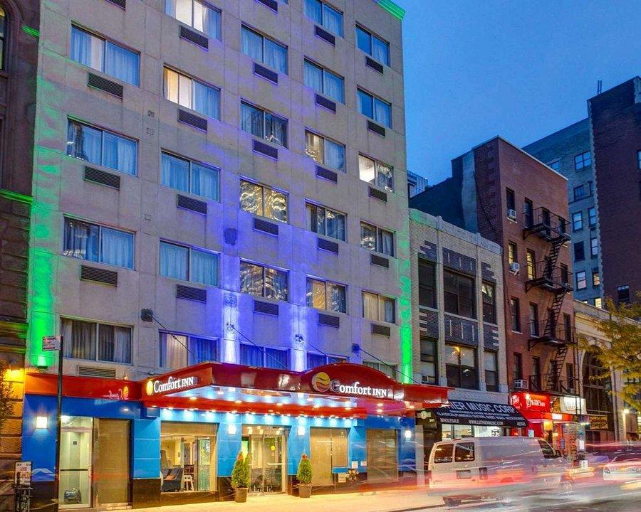 Comfort Inn Times Square West Prices Hotel Reviews New York City Tripadvisor