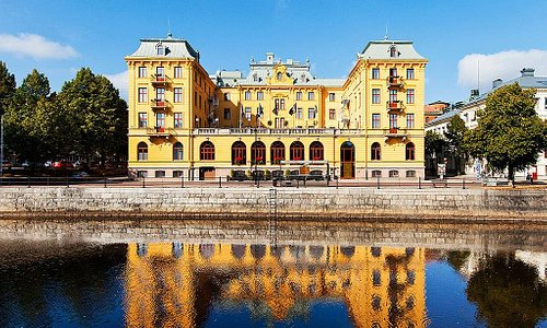 Elite Grand Hotel,Gävle
