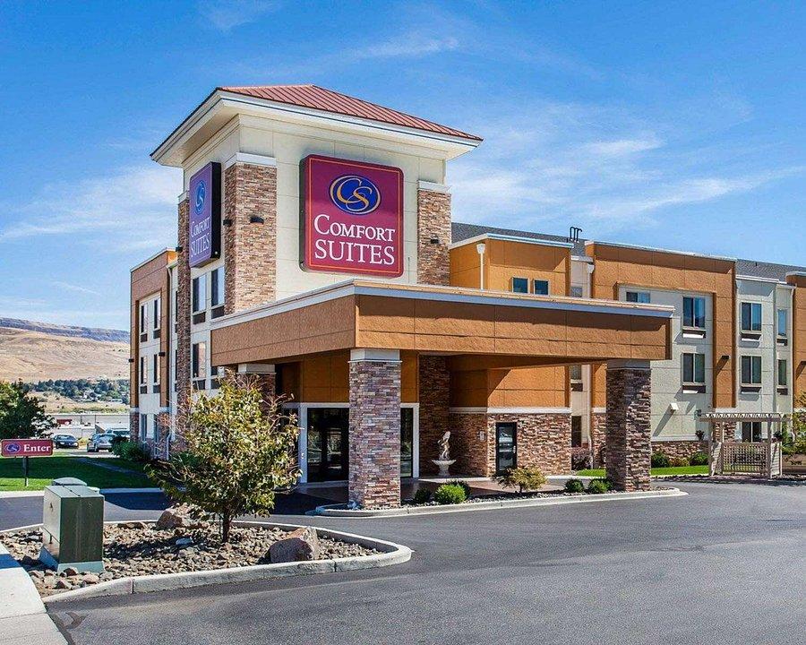 Comfort Suites Wenatchee Gateway 92 1 2 4 Updated 2020 Prices Hotel Reviews Wa Tripadvisor