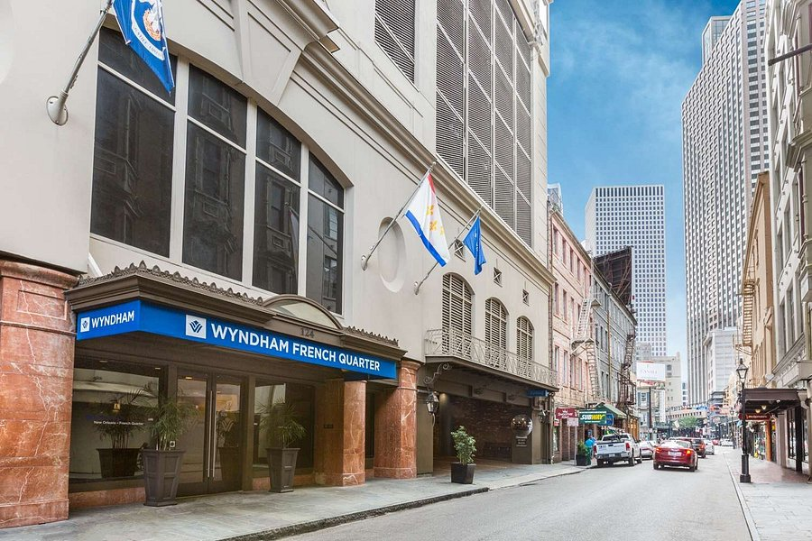 Wyndham New Orleans French Quarter 79 1 1 3 Updated 2020 Prices Hotel Reviews La Tripadvisor