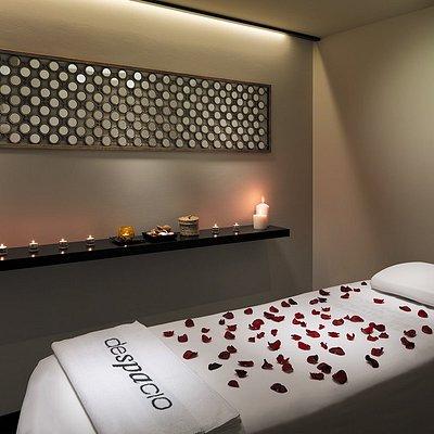 Cabina de masaje individual