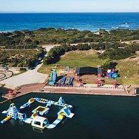 Wacky Waterpark and Activities Jeffreys Bay